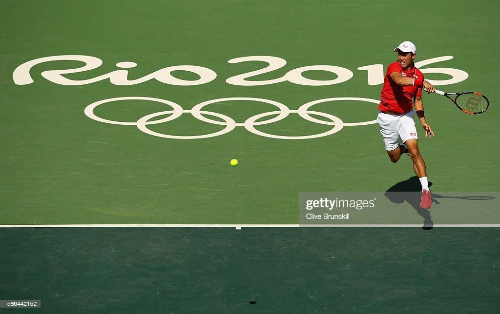 Tennis - Olympics: Day 1