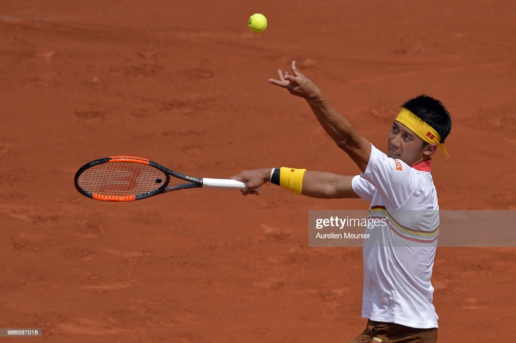 2018 French Open - Day Eight : ニュース写真