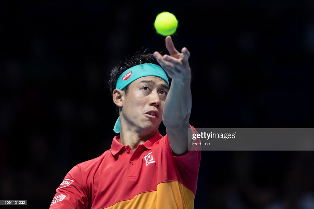 Nitto ATP Finals - Day Three : ニュース写真