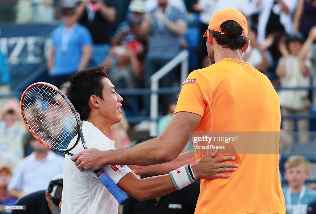 2016 US Open - Day 8 : ニュース写真