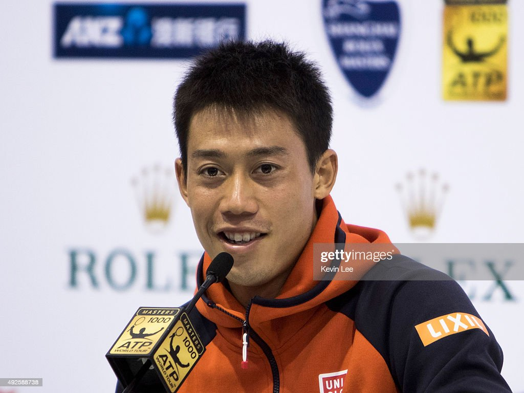 2015 Shanghai Rolex Masters - Day 4 : News Photo