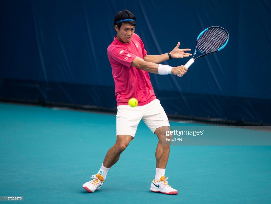 Miami Open 2019 - Day 3 : News Photo