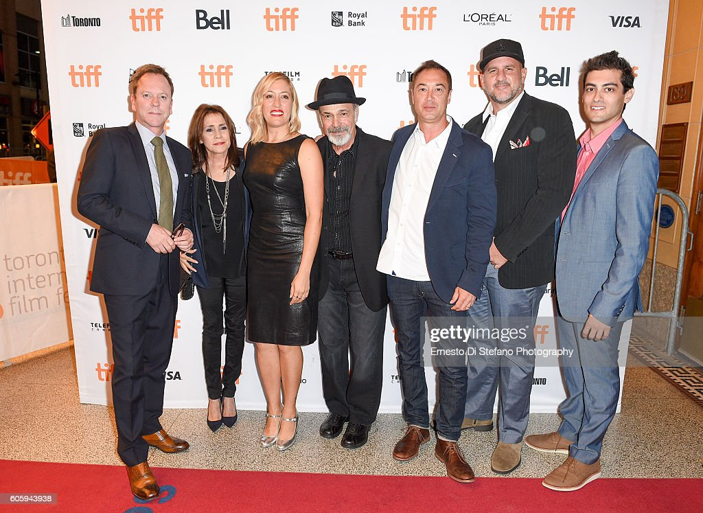"2016 Toronto International Film Festival - ""The Terry Kath Experience"" Premiere : Foto di attualità"
