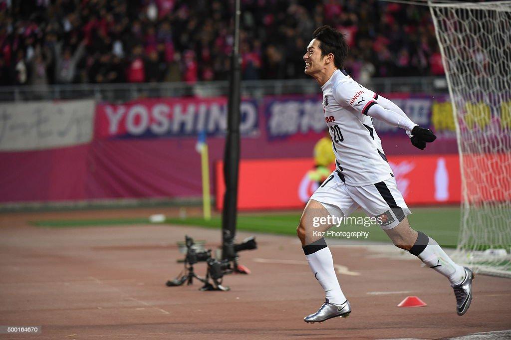 Avispa Fukuoka v Cerezo Osaka - J.League 2 2015 Play-off