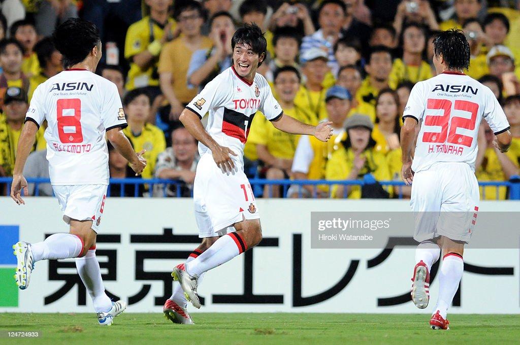 Kashiwa Reysol v Nagoya Grampus - J.League