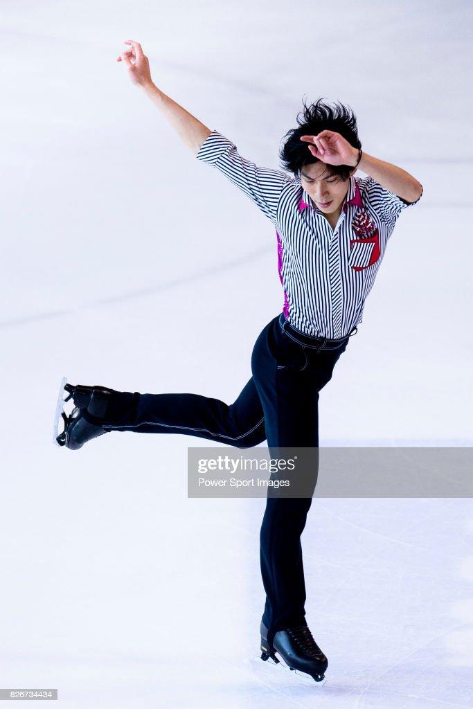 Asian Open Figure Skating Trophy 2017 : ニュース写真