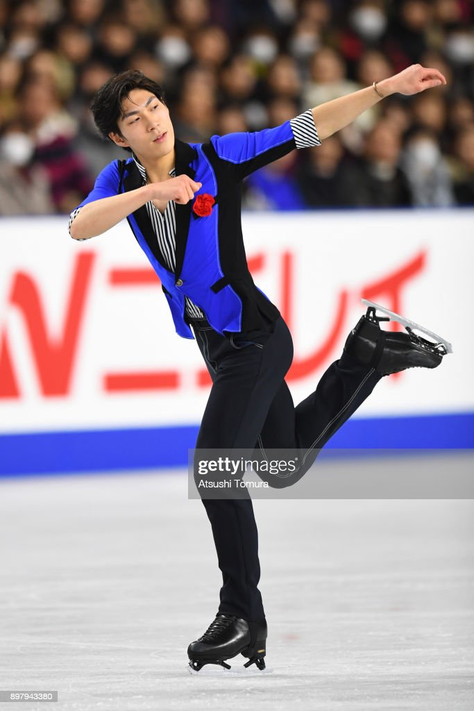 86th All Japan Figure Skating Championships - Day 4 : ニュース写真