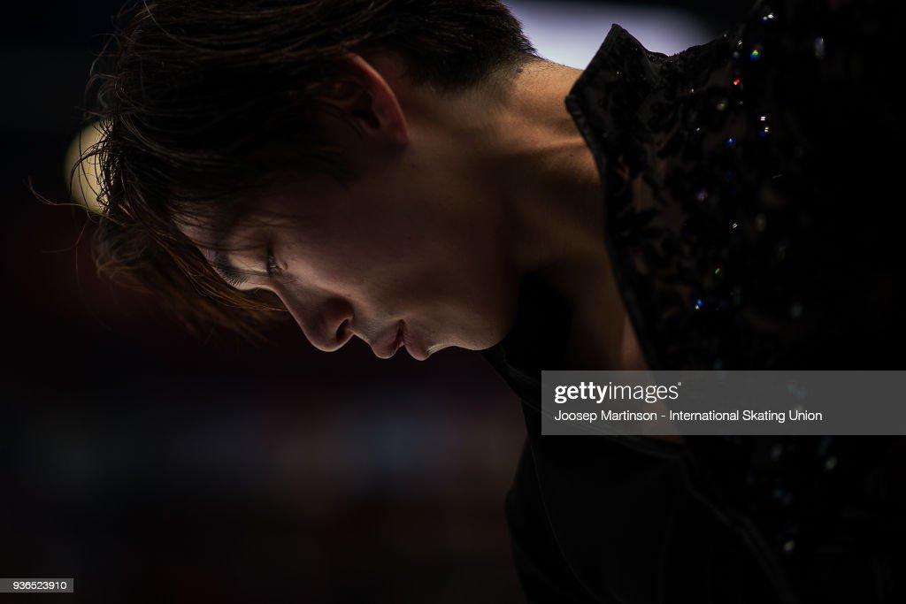 World Figure Skating Championships - Milano : ニュース写真