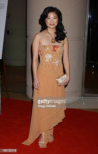 Keiko Agena during 5th Annual Hollywood Makeup Artist Hairstylist Guild Awards at Beverly Hilton Hotel in Beverly Hills California United States