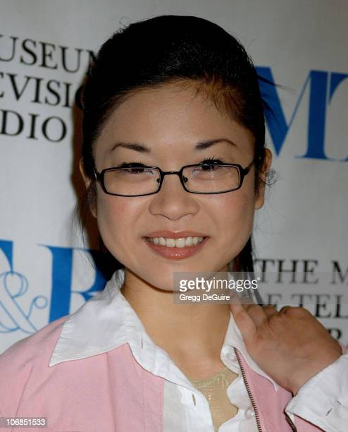 Keiko Agena during 'Gilmore Girls' 100th Episode Celebration Presented by The Museum of Television Radio at The Museum of Television Radio in Beverly...
