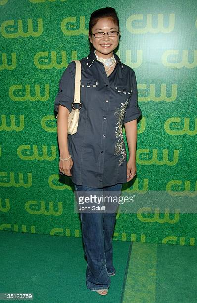 Keiko Agena during The CW Summer 2006 TCA Party Arrivals at Ritz Carlton in Pasadena California United States