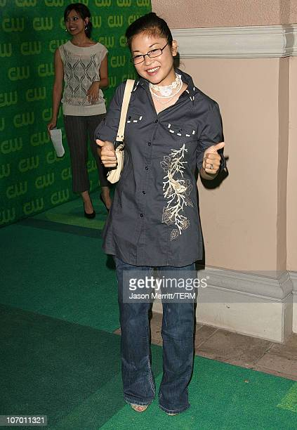 Keiko Agena during The CW's Summer 2006 TCA Party Arrivals at Ritz Carlton in Pasadena California United States