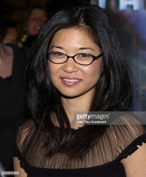 Keiko Agena during The WB Network AllStar Celebration Arrivals at The Highlands in Hollywood California United States