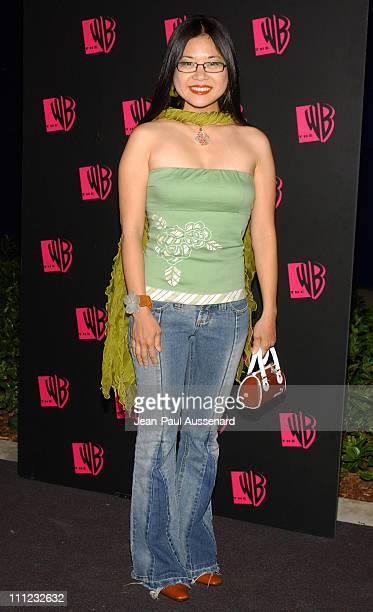 Keiko Agena during The WB Network's 2004 All Star Summer Party Arrivals at The Lounge at Astra West in Los Angeles California United States