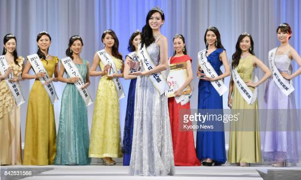Keio University senior Haruka Yamashita is selected in Tokyo on Sept 4 to represent Japan at the Miss World pageant to be cohosted by Singapore and...
