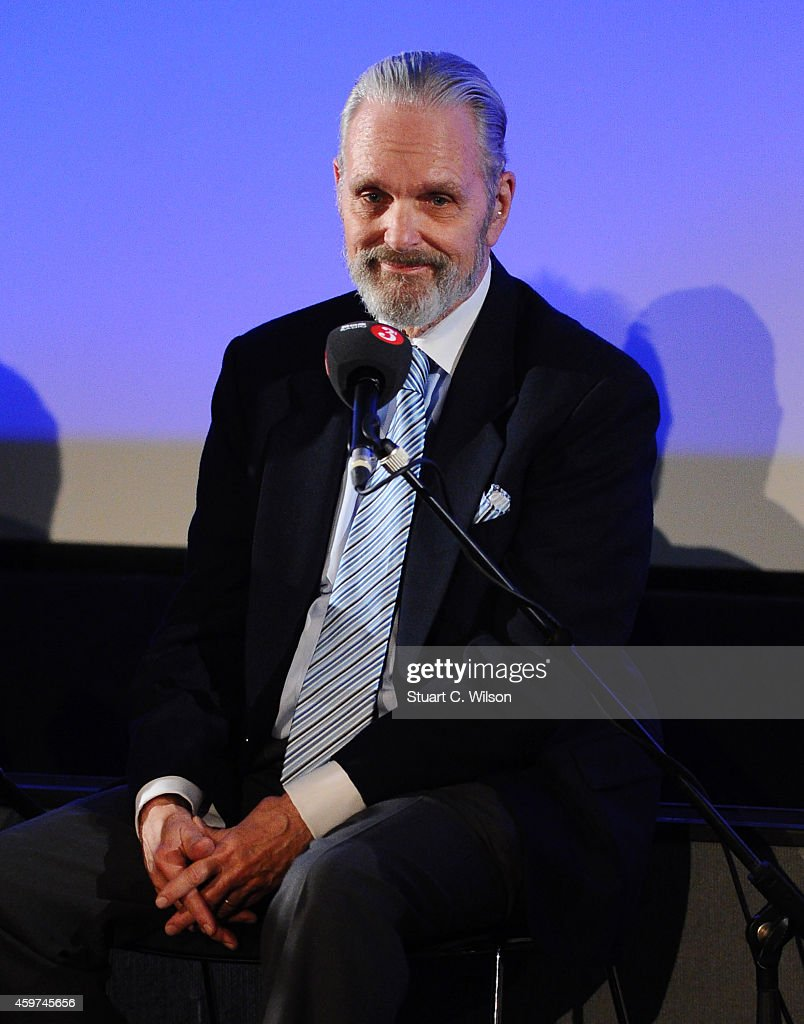 Keir Dullea attends a panel discussion prior to a screening of '2001: A Space Odyssey', presented by the BFI For BBC Radio 3 at BFI Southbank on November 30, 2014 in London, England.