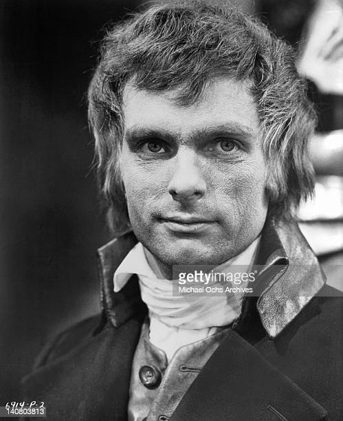 Keir Dullea in a publicity portrait from the film 'De Sade' 1969