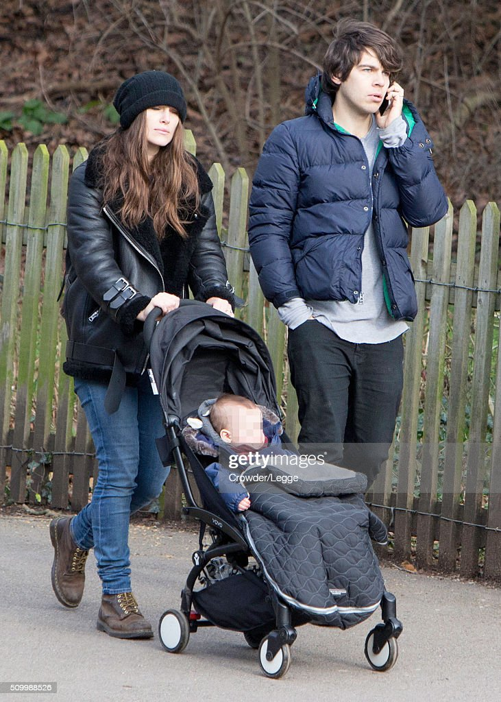 Keira Knightley and James Righton Sighting - February 09, 2016