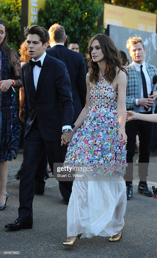 The Serpentine Gallery Summer Party - Arrivals : News Photo