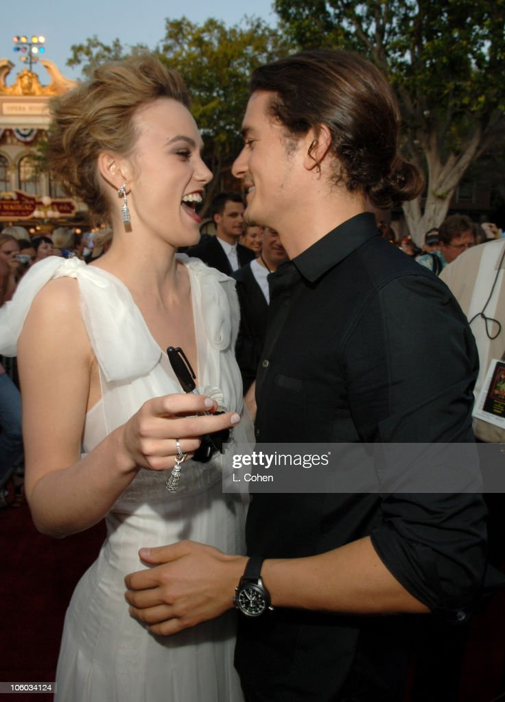 Orlando and bloom knightley dating keira Orlando Bloom
