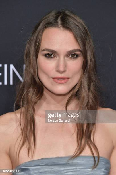 Keira Knightley attends ELLE's 25th Annual Women In Hollywood Celebration presented by L'Oreal Paris Hearts On Fire and CALVIN KLEIN at Four Seasons...