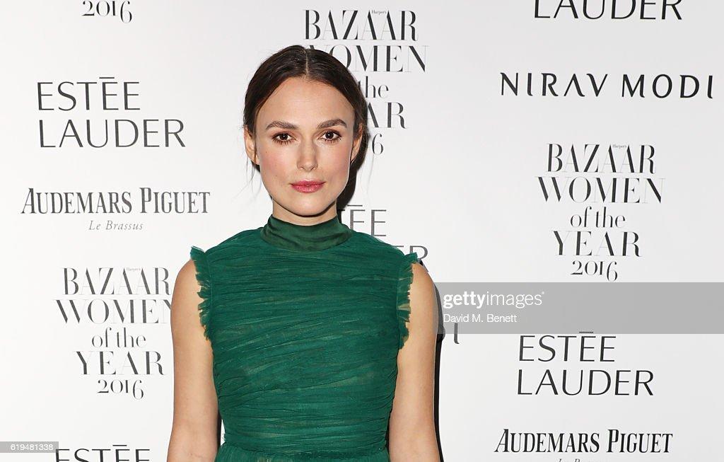 Harper's Bazaar Women Of The Year Awards 2016 - Arrivals