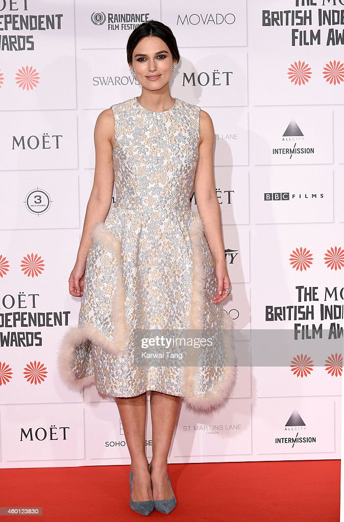 Moet British Independent Film Awards - Red Carpet Arrivals