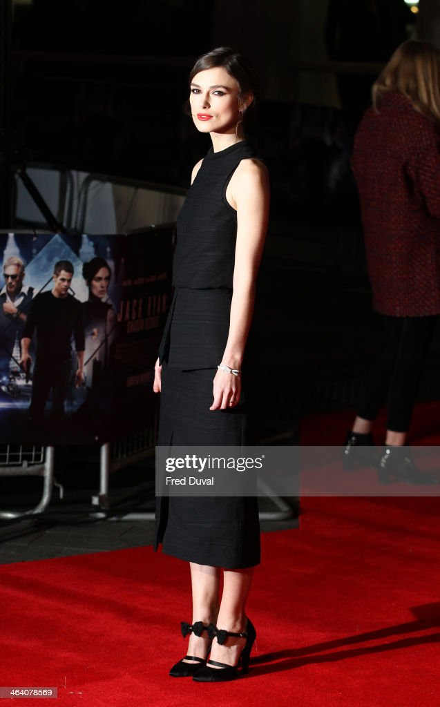 Jack Ryan: Shadow Recruit - UK Film Premiere
