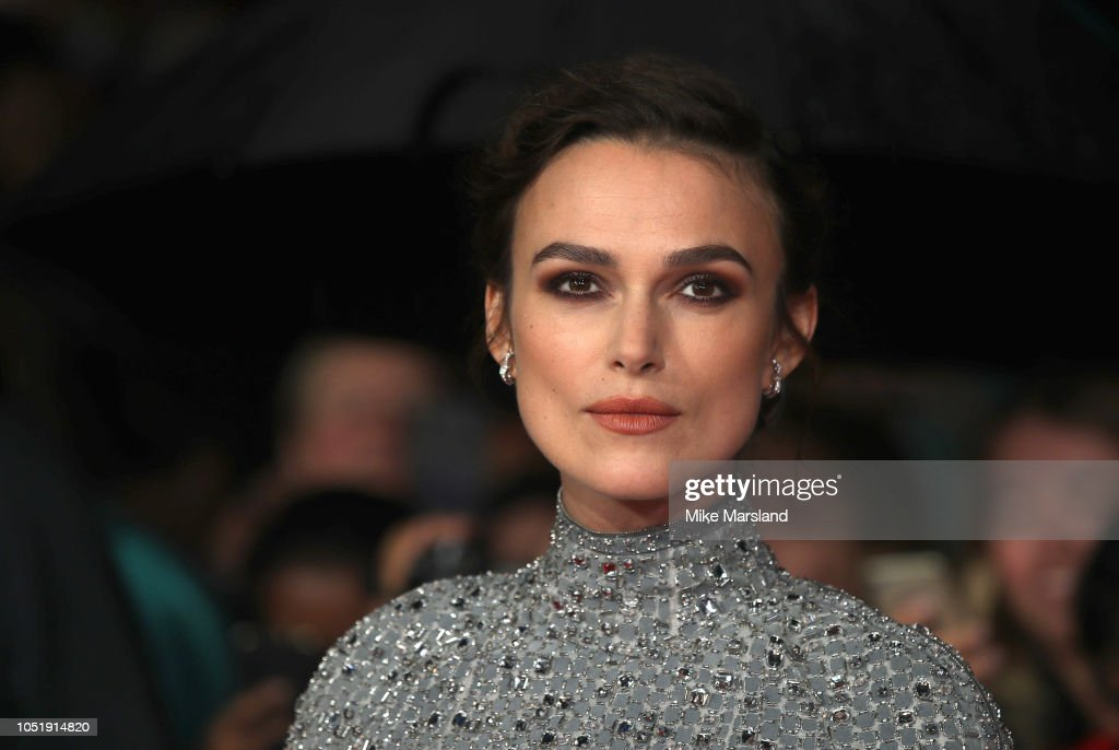 """Colette"" UK Premiere & BFI Patrons Gala -  62nd BFI London Film Festival : News Photo"