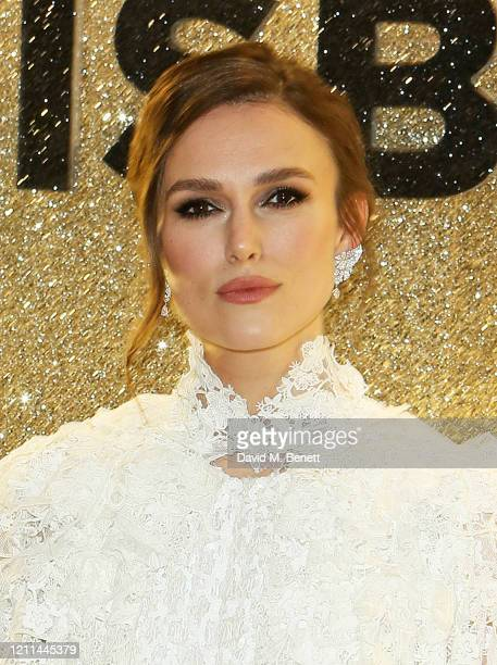 Keira Knightley attends the World Premiere of Misbehaviour at The Ham Yard Hotel on March 09 2020 in London England
