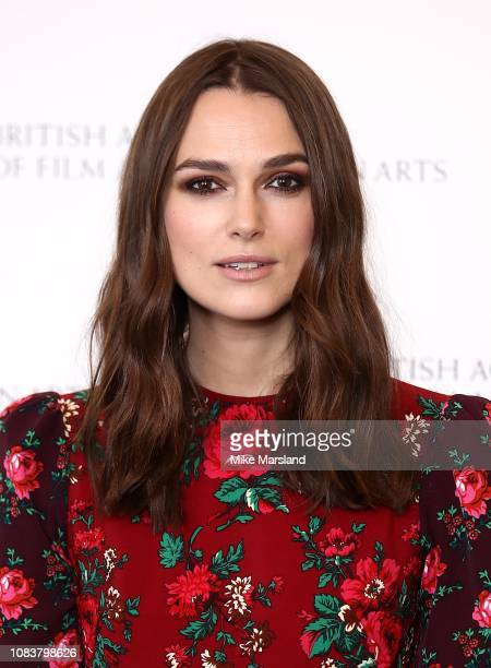 Keira Knightley during her 'A Life In Pictures' at BAFTA on December 17 2018 in London England