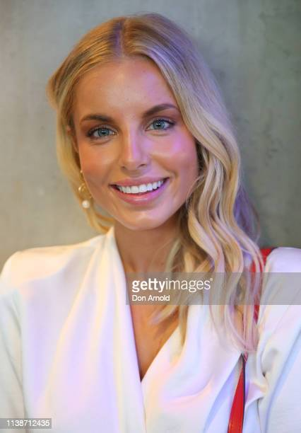 Keira Rumble attends The Beauty Prescription [LIVE] at Royal Randwick Racecourse on March 28, 2019 in Sydney, Australia.