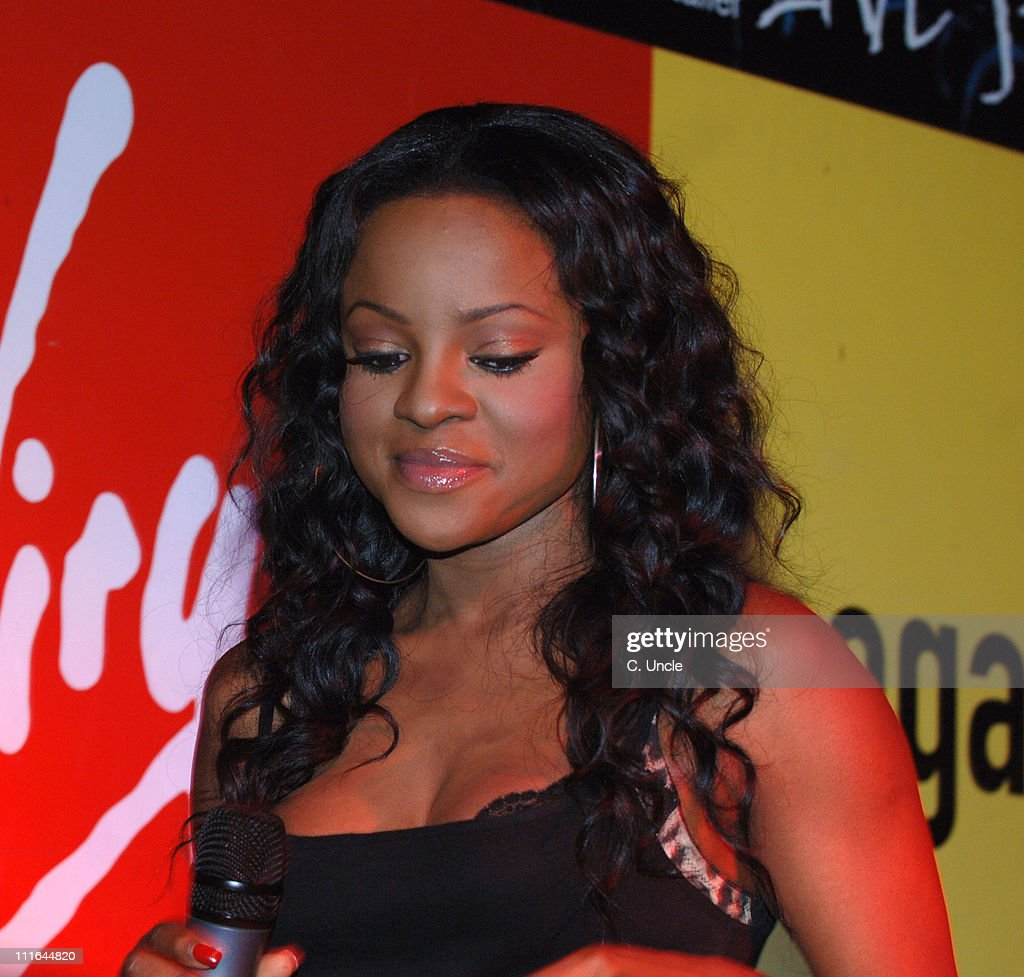 Sugababes Signing and Instore Performance at Virgin Megastore in London -