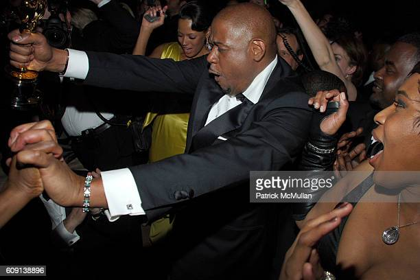 Keisha Whitaker and Forest Whitaker attend VANITY FAIR Oscar Party at Morton's on February 25 2007 in Los Angeles CA