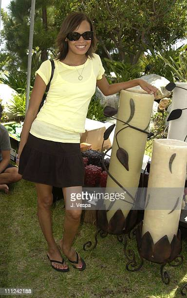 Keisha Whitaker during Cabana PreMTV Movie Awards Beauty Buffet Day One at Private Residence in Hollywood California United States