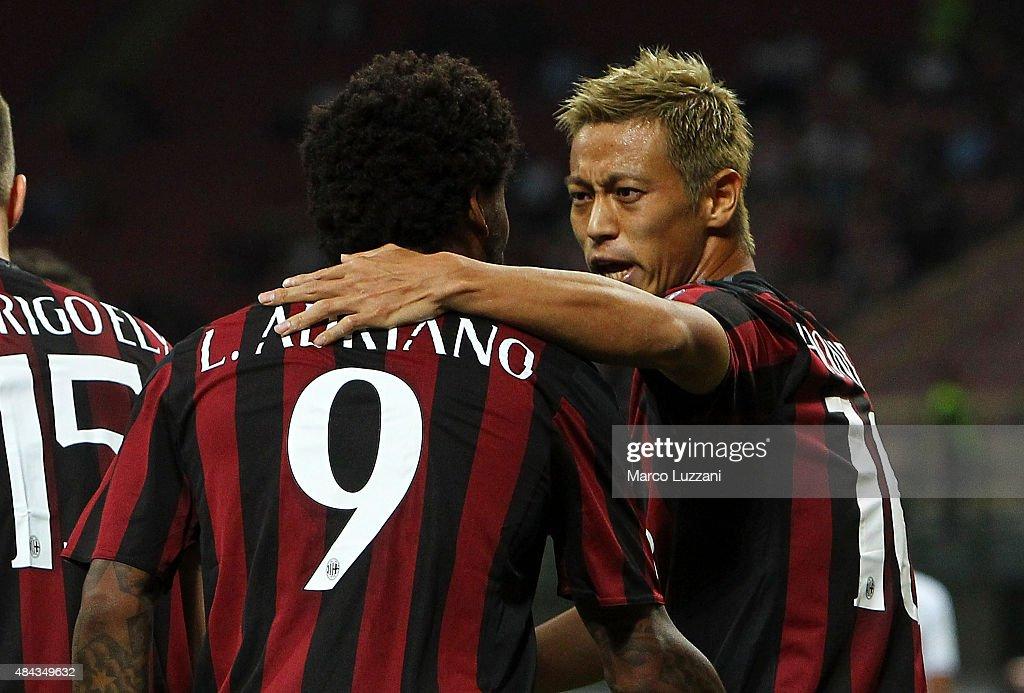 AC Milan v AC Perugia - TIM Cup : News Photo