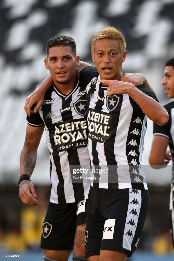 Botafogo v Bangu - Campeonato Carioca : ニュース写真