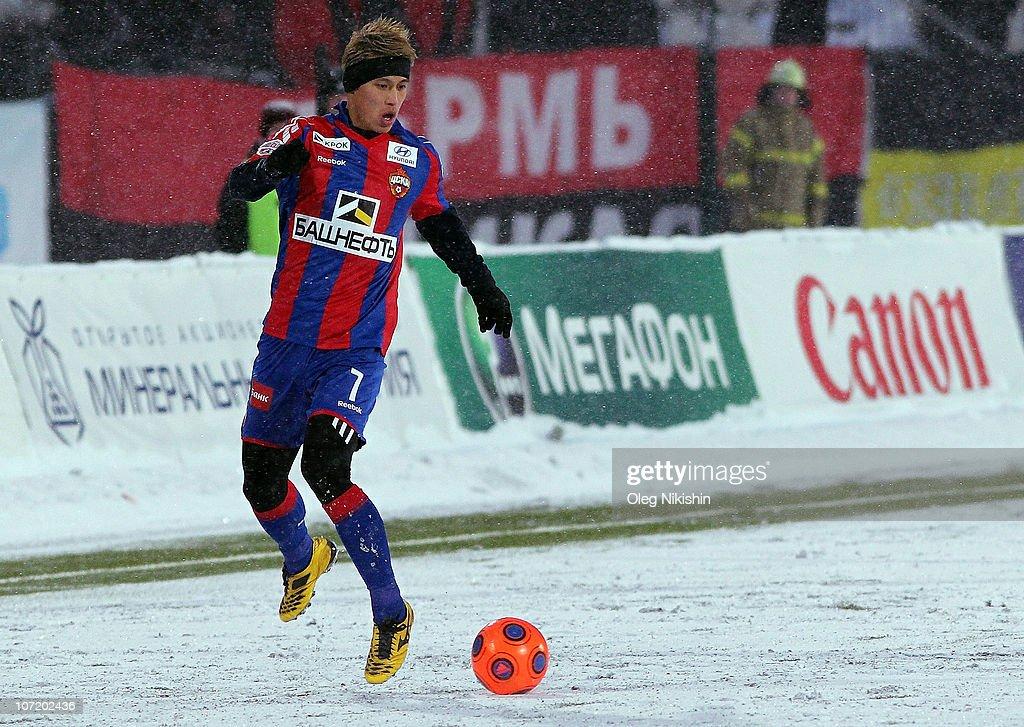 Amkar v CSKA Moscow - Premier-Liga : ニュース写真