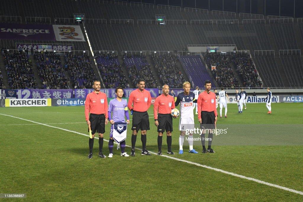 Sanfrecce Hiroshima v Melbourne Victory - AFC Champions League Group F : ニュース写真