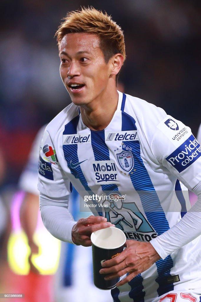 Pachuca v Pumas UNAM - Torneo Clausura 2018 Liga MX