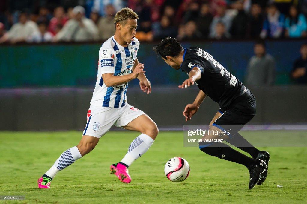 Pachuca v Cruz Azul - Torneo Apertura 2017 Liga MX : ニュース写真