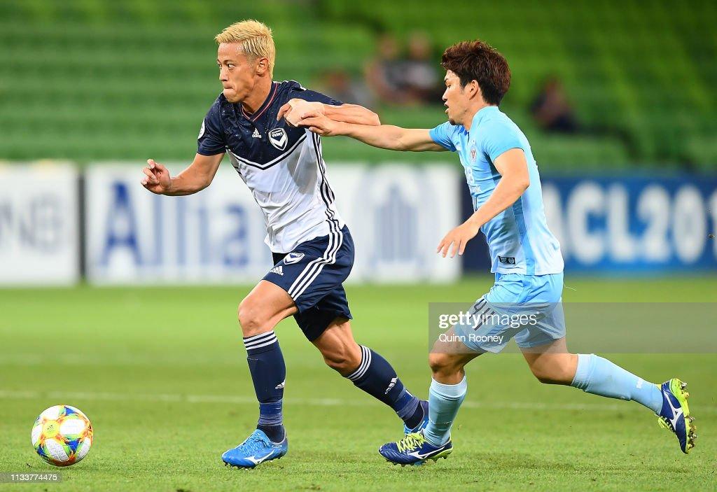 AFC Champions League: Group Stage - Melbourne Victory v Deagu : ニュース写真
