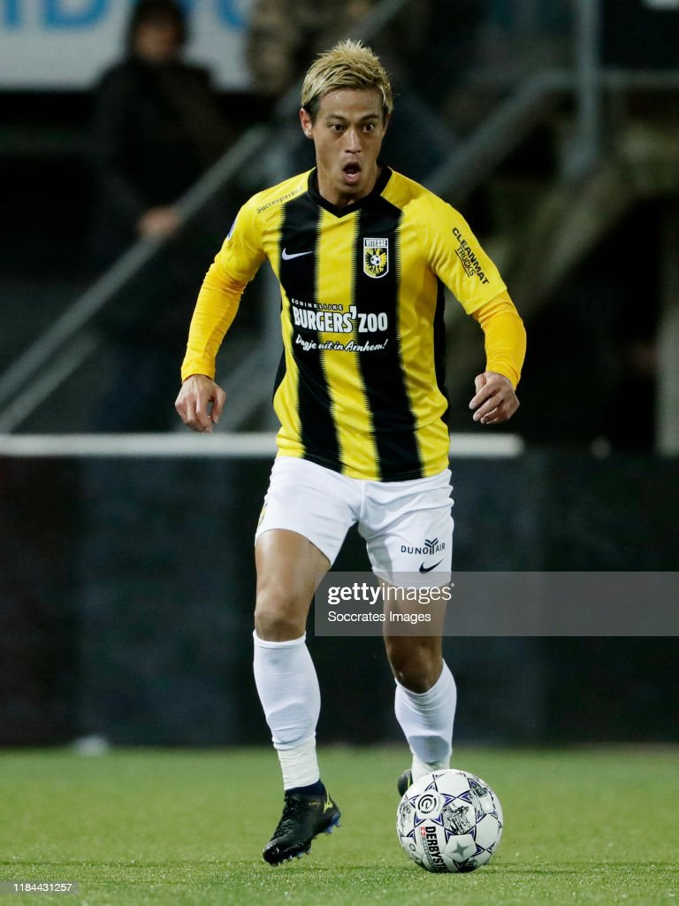 Sparta v Vitesse - Dutch Eredivisie : ニュース写真
