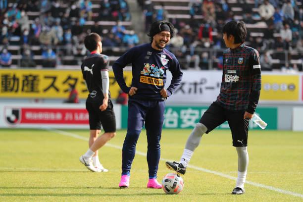 JPN: Sagan Tosu v Kawasaki Frontale - J.League Meiji Yasuda J1