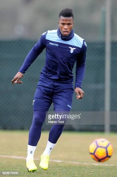 Keita Baldé Diao of SS Lazio during a SS Lazio training session on February 3 2017 in Rome ItalyÊ