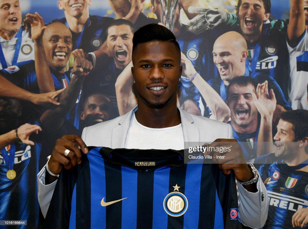 FC Internazionale Unveils New Signing Keita Balde