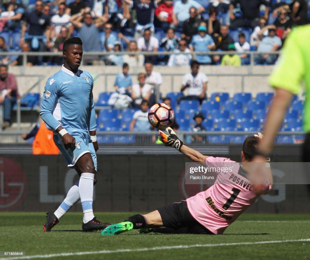 SS Lazio v US Citta di Palermo - Serie A : Photo d'actualité