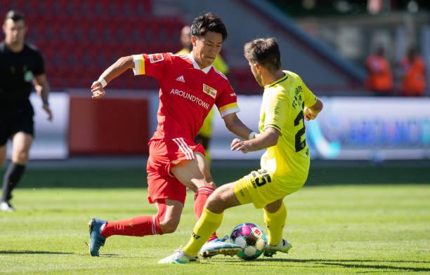 DEU: 1.FC Union Berlin v Wuerzburger Kickers - Test Match