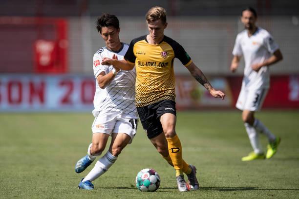 DEU: 1. FC Union Berlin v Dynamo Dresden - Pre-Season Friendly