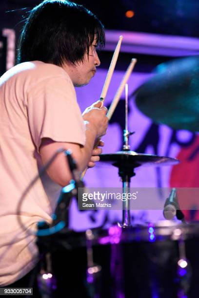 Keita Hasegawa of Domico performs onstage at Japan Nite during SXSW at Elysium on March 16 2018 in Austin Texas